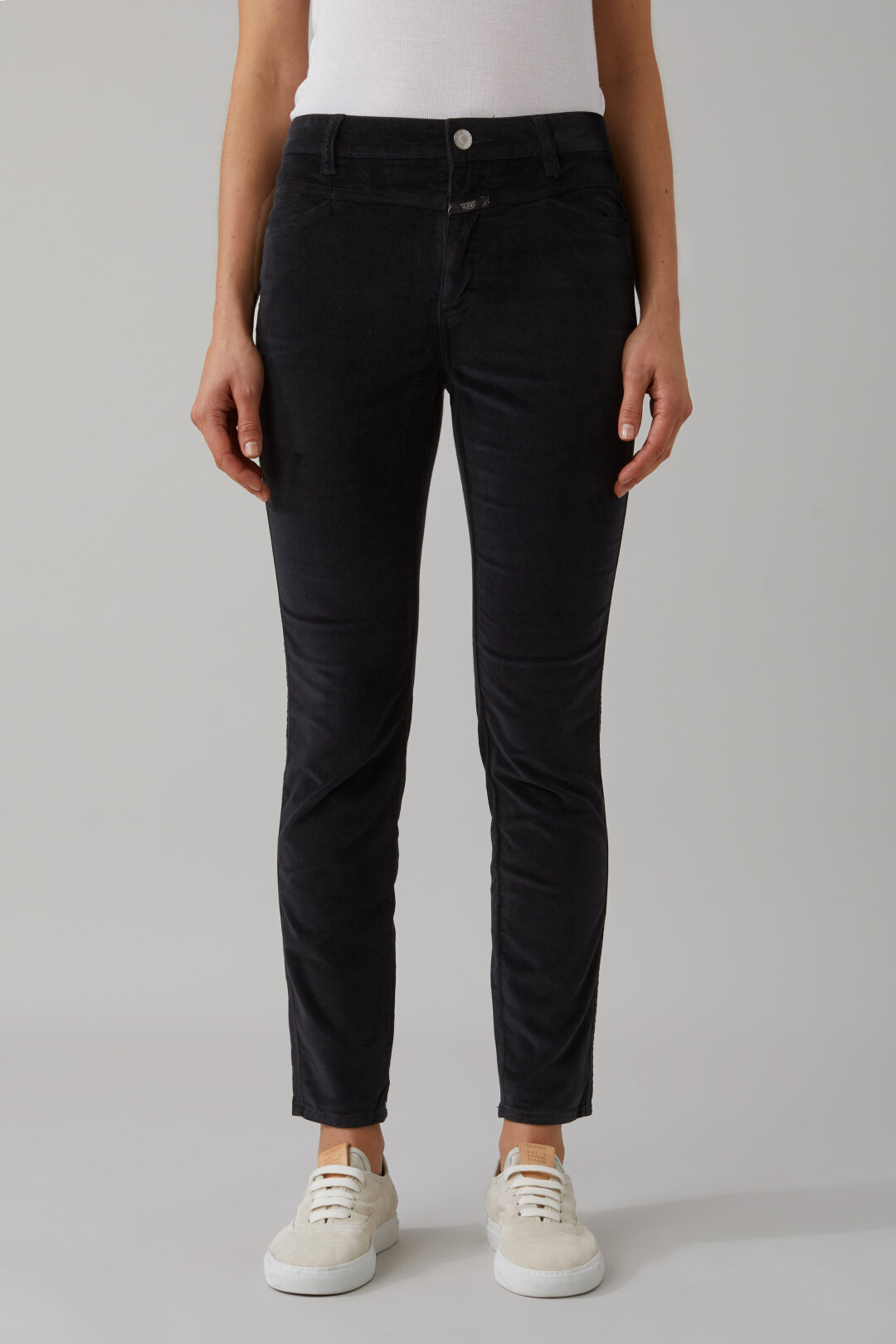 Pantalon en velours Skinny Pusher