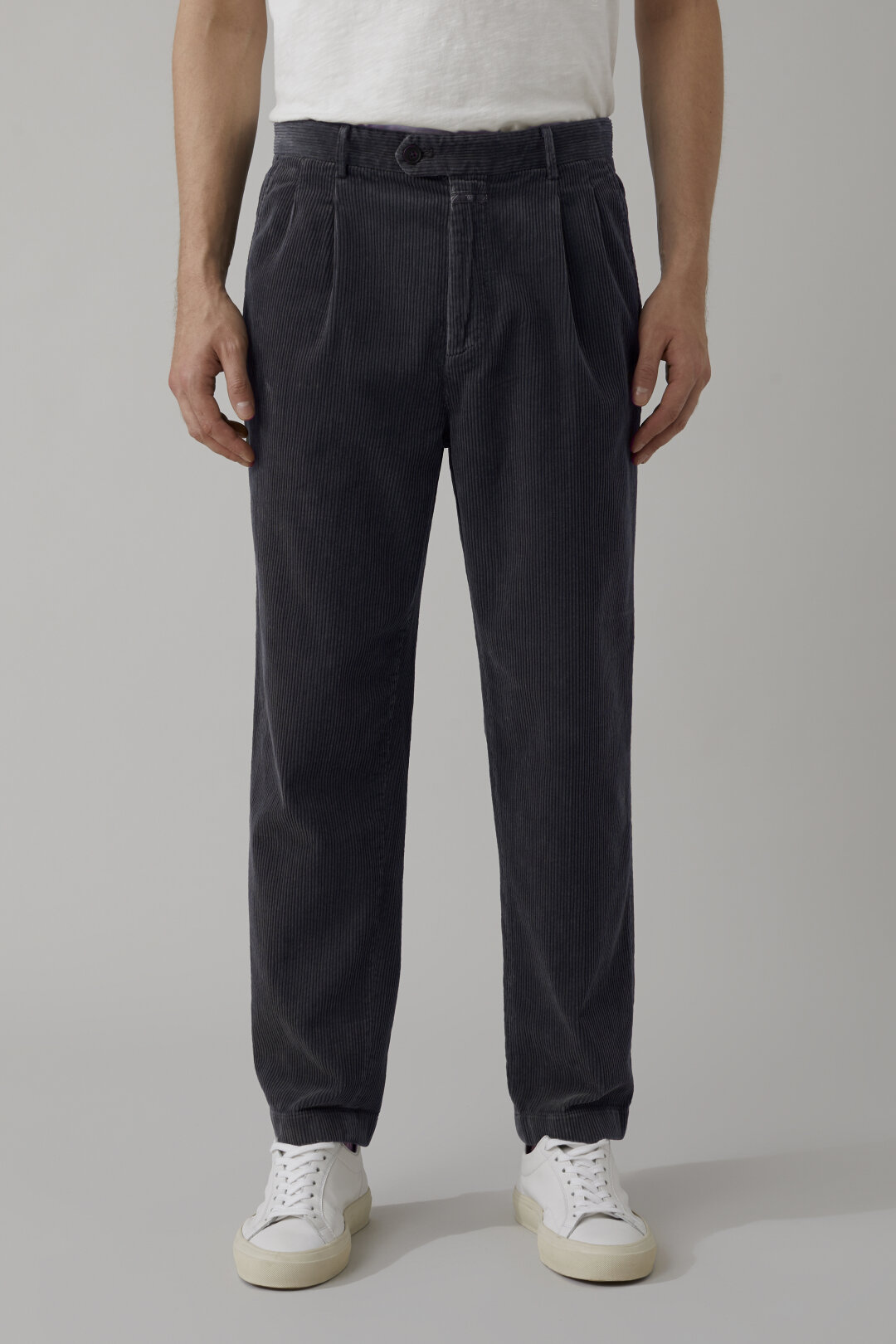 Baron Wide Cord Pants