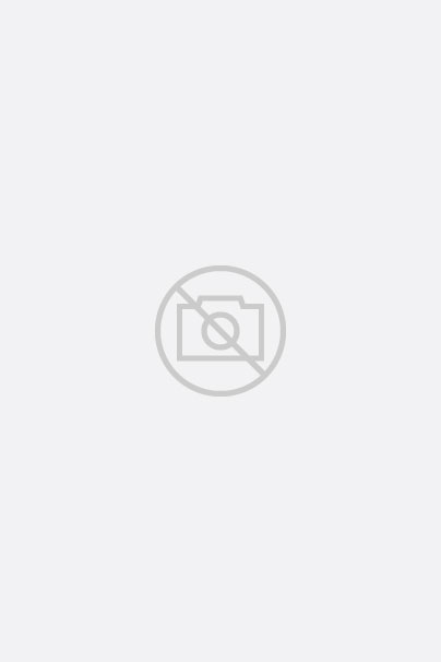 Half-Sleeved Blouse with Stand-Up Collar