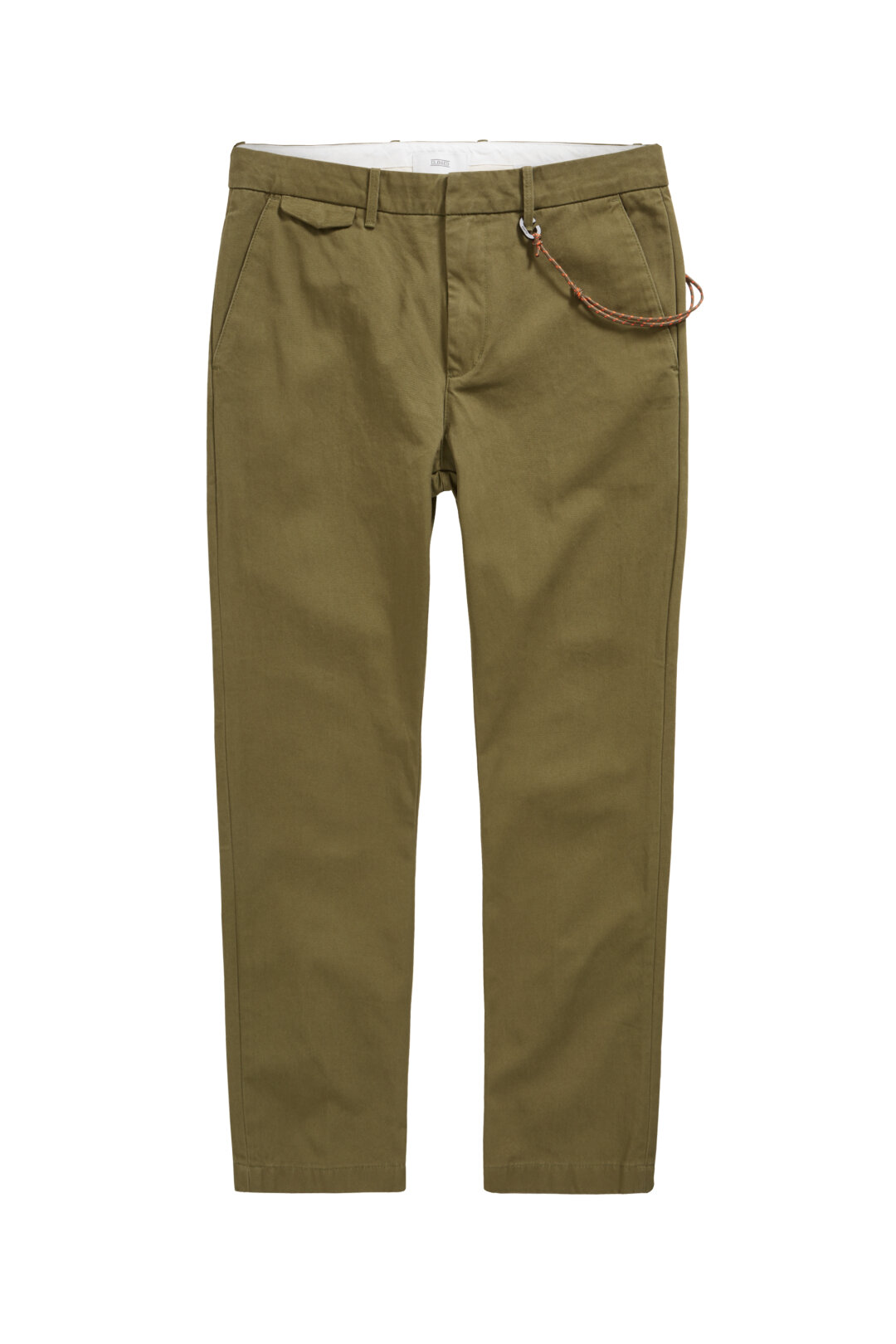 Atelier Cropped Japanese Chino
